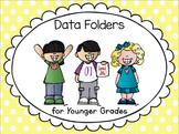 Kindergarten Data Folders