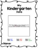 Kindergarten Data Forms *EDITABLE*