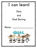 Kindergarten Data Goal Book