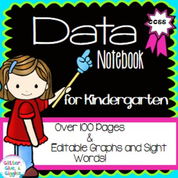 Kindergarten Data Notebook
