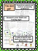 Kindergarten Data Notebook/Data Binder w. homework - common core skills aligned
