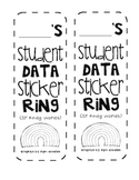 Kindergarten Data Rings