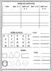 Kindergarten Data Tracker