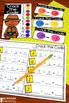 Kindergarten Detective Secret Code Centers for Math and Literacy Activities