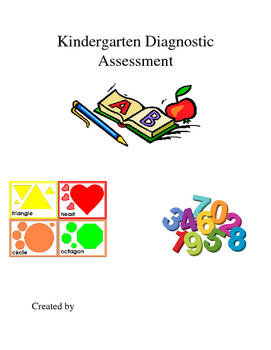 Kindergarten Diagnostic Assessment