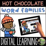 Kindergarten Digital Center: Short O Word Families (Januar