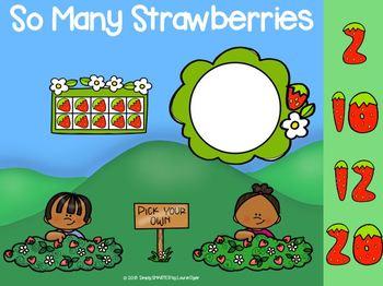 Kindergarten Digital Math Centers For GOOGLE CLASSROOM YEAR LONG BUNDLE