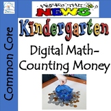 Whiteboard Counting Money | Identifying Coins and Adding Coins