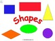 Kindergarten Digital Math - Shapes and 2D Shapes - Common Core Aligned