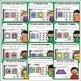 Go Math Kindergarten Digital Task Cards-Identify and Describe 2-D Shapes