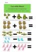Kindergarten Dino Math