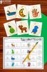 Kindergarten Dinosaur Centers for Math and Literacy Activities