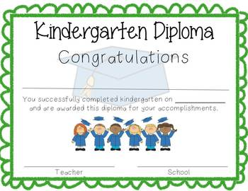 Canny image throughout kindergarten certificate free printable