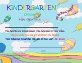 Kindergarten Diploma - Dr. Seuss - Full