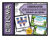 Kindergarten Diploma for Graduation - VARIETY PACK!!