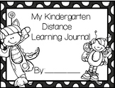 Kindergarten Distance Learning Journal