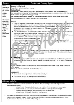 Kindergarten Division Smart Notebook and Unit of Work Bundle 1