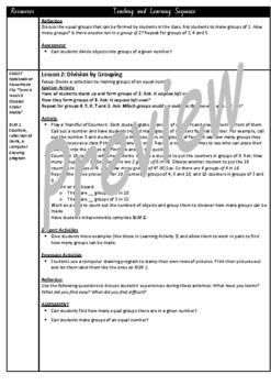 Kindergarten Division Smart Notebook and Unit of Work Bundle 3