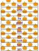 Kindergarten Dolch Sight Word Chain Game