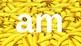 Kindergarten Dolch Sight Words Powerpoint - Bananas