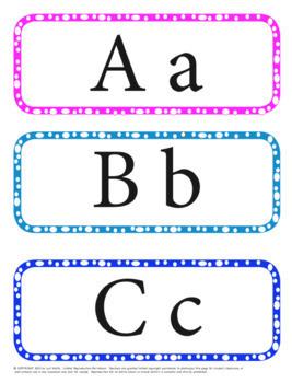 Kindergarten Dolch Sight Words - Word Wall