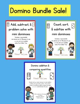 Kindergarten Domino Skills