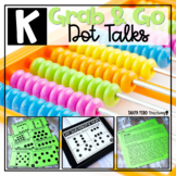 Kindergarten Dot Talks MATH FLUENCY PROGRAM Subitizing Dis