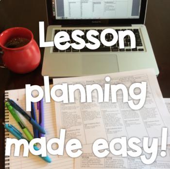 Journeys Lesson Plans Kindergarten Unit 1 EDITABLE