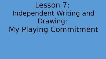 Kindergarten EL Module 1 Unit 1 Lesson 7