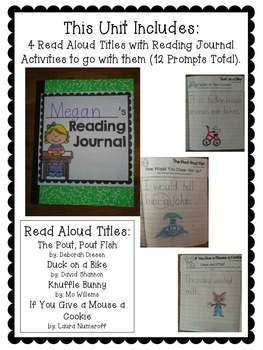 Kindergarten ELA Curriculum: Reading in a Snap Unit 4