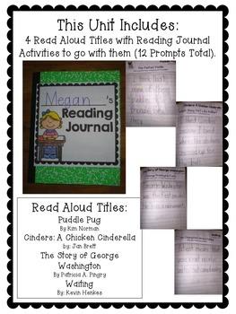 Kindergarten ELA Curriculum: Reading in a Snap Unit 6