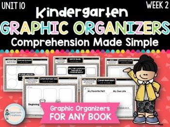 Kindergarten ELA Mini Bundle (Unit 10, Week 2)