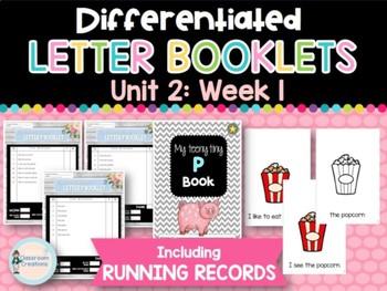 Kindergarten ELA Mini Bundle (Unit 2, Week 1)
