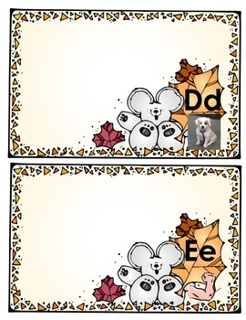 Kindergarten ELA and Math Centers Part 2