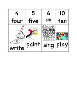 Kindergarten ESL Lesson