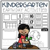 Kindergarten Earth Day Activities