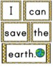 Kindergarten Earth Day Literacy Centers - 7 April Literacy Centers