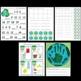 Kindergarten Earth Day worksheets / activities