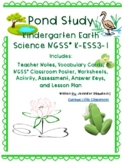 Kindergarten Earth Science-Pond Study