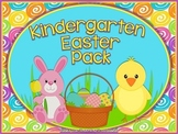 Kindergarten Easter Pack