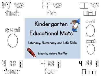 Kindergarten Educational Mats