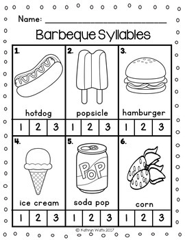 Kindergarten Sub Plans June