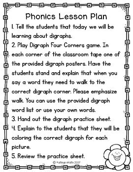 Kindergarten Sub Plans May
