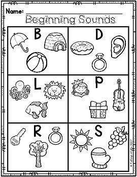 Kindergarten Emergency Sub Plans October