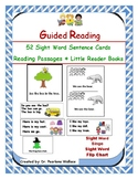Kindergarten Emergent Reader: Guided Reading & Simple 'Sight Word' Sentences