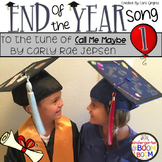 End of Year Celebration/ Graduation Song