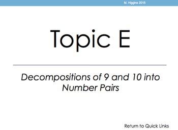 Kindergarten Engage NY Mathematics Module 4 Application Problems