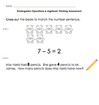Kindergarten Engage NY Module 4 Assessment