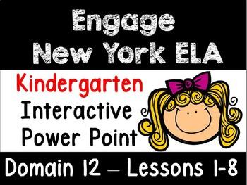 Kindergarten Engage New York Domain 12 Power Points