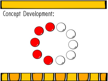 Kindergarten Engage New York(Eureka Math) Module 1 Lessons 21-30 Power Points